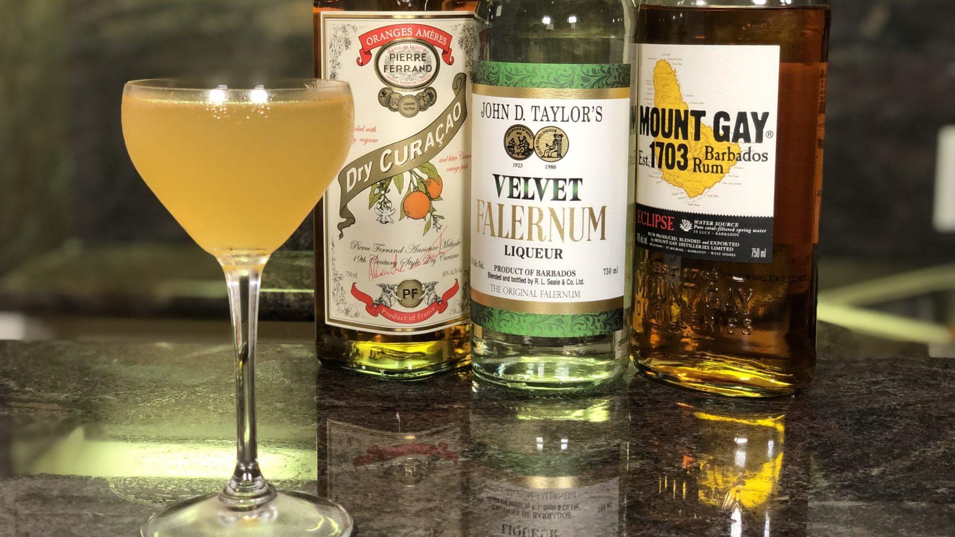 Royal Bermuda Yacht Club Cocktail
